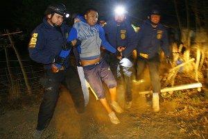 11 мапуче арестованы по обвинению в поджоге дома и убийстве двух фермеров