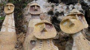 В Перу найдены детские саркофаги культуры Чачапойя. Фото - peru21.pe