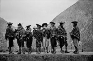 Выставка работ известного фотографа-индейца Мартина Чамби Хименеса проходит в Лиме