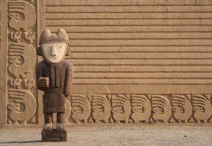 Археологический комплекс Чан-Чан (Перу). Фото - arauco.org