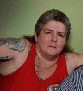 Шери Родес, которая считается виновницей бойни в здании представительства индейцев