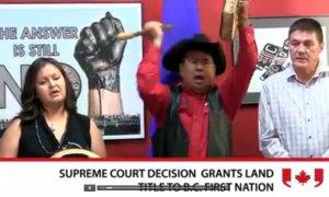 Историческое решение канадского суда: индейцы чилкотин объявлены владельцами исконных земель