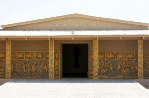 музей Чотуна-Чорнанкап, Перу, Ламбаеке. Фото - munakuykichaynita.blogspot.ru