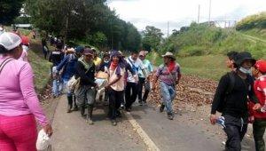 Коалиция общественных движений и организаций Колумбии осудила убийство двух представителей коренного населения