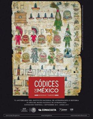 Выставка «Мексиканские кодексы: память и знания» проходит в Мехико до января 2015