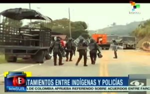 Волнения в Колумбии (2013 г.)