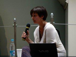 Острирова Елена Сергеевна (преподаватель Мезоамериканского центра имени Юрия Кнорозова РГГУ)