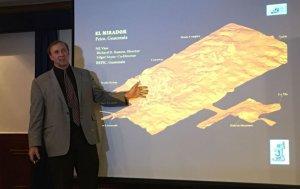 Известный американский археолог Ричард Хансен рассказал о важных открытиях, совершенных в ходе последнего полевого сезона на территории городища Эль-Мирадор (Гватемала). Фото: Kenneth Monzón / publinews.gt