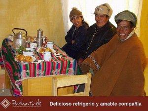 В Боливии представлен новый пешеходный туристический маршрут Пача-Трек