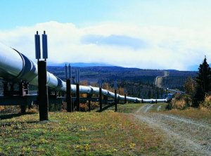 Нефтепровод Dakota Access будет работать и во время проведения экологической экспертизы. Фото: twimg.com