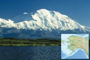 Горе Мак-Кинли вернули индейское название на федеральном уровне