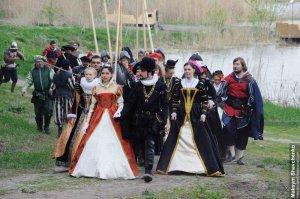 Кортес и Монтесума II встретятся под Киевом в 2014 году. Архивное фото - Максим Шевченко / roland.livejournal.com