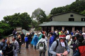 Перед входом на территорию парка Мачу-Пикчу. Фото - adventuremedianews.com