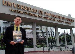 Автор книги «14 000 лет перуанского питания» - археолог Элмо Леон Каналес