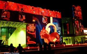 Выставка «Золото и инки: затерянные миры Перу», Канберра (Австралия). Фото - damianporombka.wordpress.com