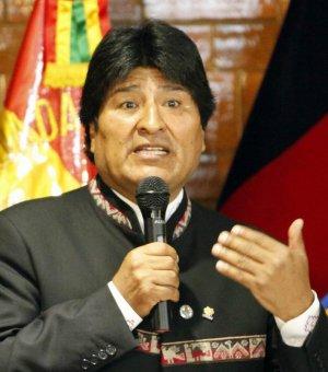Эво Моралес. Архивное фото - Cancillería Ecuador / Quito (Ecuador), 23 de Julio 2013