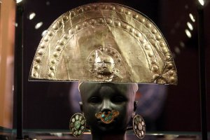 Из коллекции выставки «1000 лет золота инков». Фото Gazeta.ru