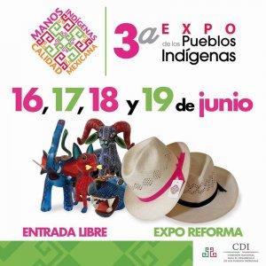 Третья ярмарка коренных народов пройдет в Мехико