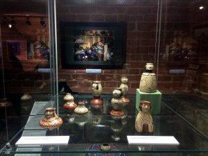 Выставка «Тайный язык шаманов Амазонии» проходит в Петербурге. Фото: Музей истории религии