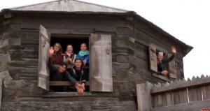 Российские школьники побывали на летнем фестивале в Национальном парке «Форт Росс» в Калифорнии (видео)