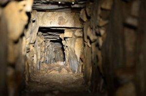 Под погребением К'инич-Ханаахб-Пакаля в Паленке обнаружена система водопроводных каналов. Фото: INAH