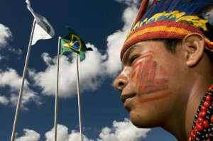 Бразильским индейцам арара, журуна, каиксана и сетема гарантирована защита земель. Фото: Марио Вилела / FUNAI