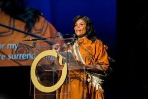 Перуанская индианка ашанинка Рут Буэндиа стала обладателем «Экологического Оскара». Фото - Goldman Prize / goldmanprize.org