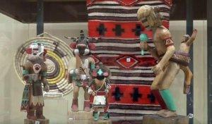 В Йошкар-Оле до 3 декабря проходит выставка, посвящённая культуре индейцев Северной Америки