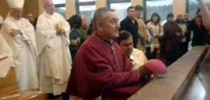 Епископ Темуко, монсеньор Эктор Варгас. Фото - biobiochile.cl
