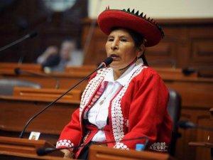 Представитель Перу в Андском парламенте, Хилария Супа