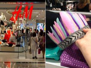 Шведский ритейлер H&M снял с продажи в Канаде головные уборы из перьев