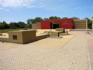 Музей Уака-Рахада Сипана (Перу). Фото - delange.org