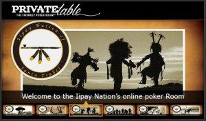 Индейцы ипай открыли в Калифорнии онлайн покер-рум