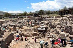 Новые находки в перуанском археологическом комплексе Уари. Фото - Correo / diariocorreo.pe