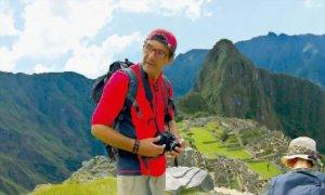 Антонио Бандерас совершил трекинг к Мачу-Пикчу по знаменитой Дороге инков