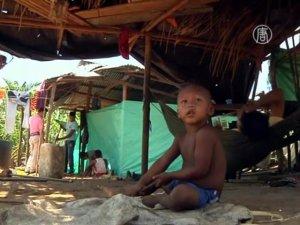 Из-за гражданской войны колумбийские индейцы нукак-маку теряют самобытность