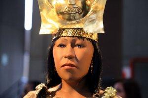 Воссоздано лицо Госпожи Као, чья мумия была найдена в Перу в 2006 году. Фото: Министерство культуры Перу