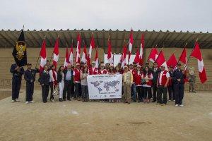 13 юных волонтеров ЮНЕСКО помогут сохранить перуанский Чан-Чан. Фото - chanchan.gob.pe