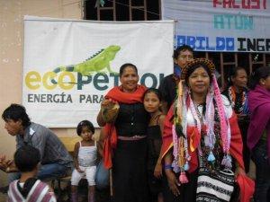 Ради увеличения добычи нефти колумбийская Ecopetrol хочет дружить с индейцами. Архивное фото - miputumayo.com.co