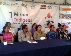 Сальвадорские индейцы впервые будут наблюдателями на выборах депутатов и мэров. Фото: contrapunto.com.sv
