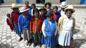 Жертвы принудительной стерилизации в Куско. Фото - El Comercio / elcomercio.pe