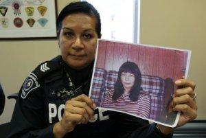Сержант полиции Джеки Джордж расследует исчезновение Сары Сканк. Фото: thestar.com