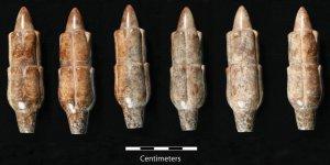 Загадочный жадеитовый артефакт может быть подношением древним богам. Фото: профессор Карл Вендт