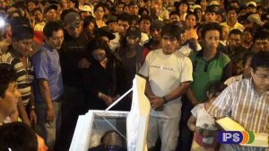Перуанские полицейские убили 16-летнего демонстранта, блокировавшего вместе с другими дорогу к Мачу-Пикчу
