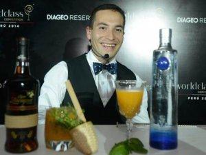 Перуанский бармен Хоэль Киринос попытает счастье в мировом турнире барменов