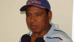 Убит ещё один гондурасский индейский лидер, школьный учитель Севилья Хосе-де-лос-Сантос. Фото: TN5Telenoticias