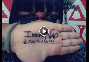 Активисты призывают не использовать образ индейца на карнавалах в Бразилии