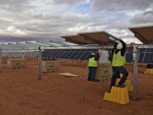 Солнечная энергия обеспечит электричеством дом индейцев навахо. Фото: cleantechnica.com