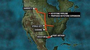 Индейцы США и Канады празднуют временную победу над проектом Keystone XL