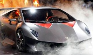 В честь майяского бога ветра Хуракан назовут суперкар Lamborghini